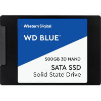 SSD 500GB WD Blue SATA 5-Y