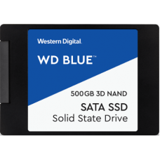 SSD 500GB WD Blue SATA3 5-Y