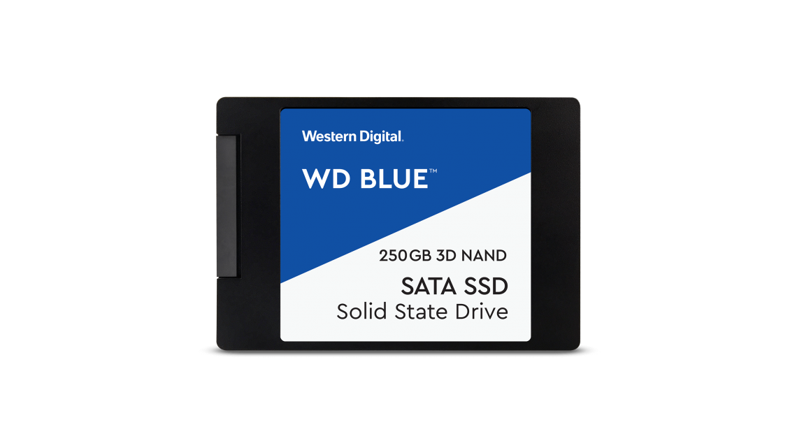 SSD 250GB WD blue sata3