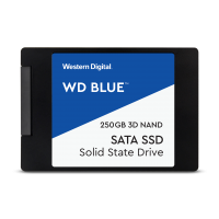 SSD 250GB WD Blue SATA 5-Y